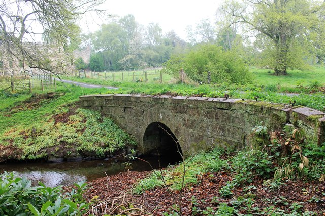 Bridge over the Marsh Burn