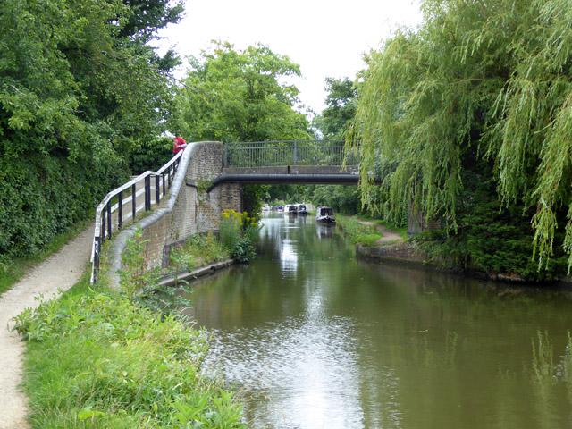 Bridge 143, Grand Union Canal