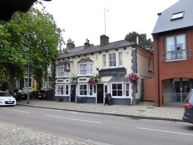 The George Inn, Berkhamsted