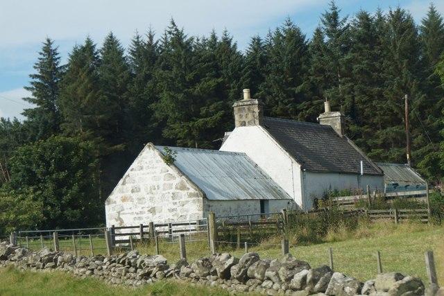 Cottage at Strathsteven