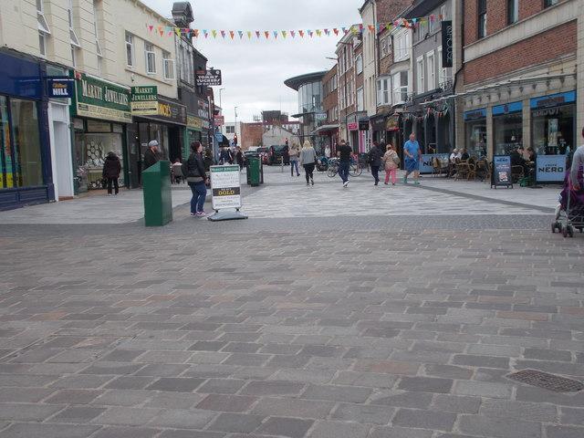 Dovecot Street - High Street