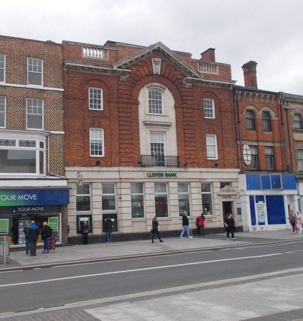 Lloyds Bank - High Street