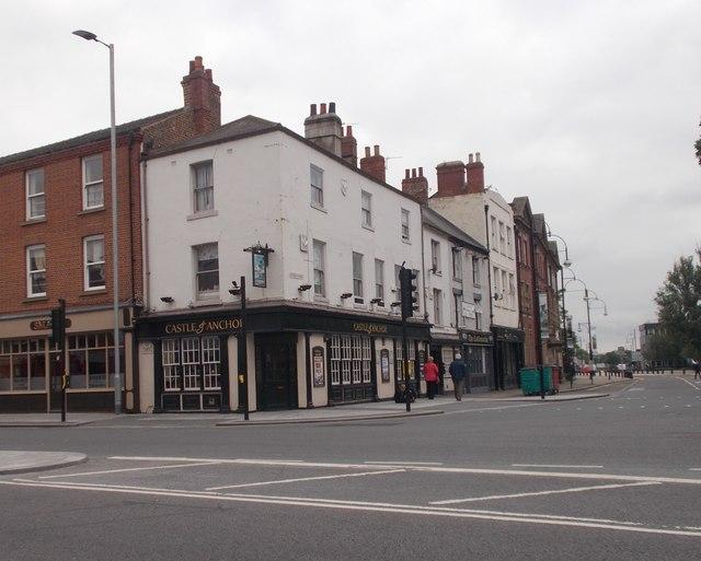 Castle & Anchor - Church Street