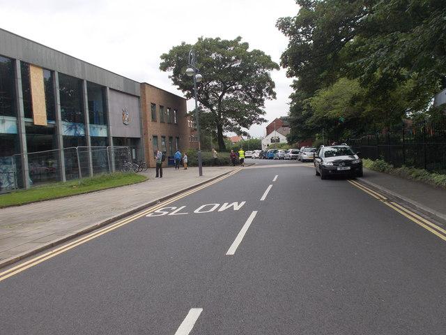 The Square - Church Road