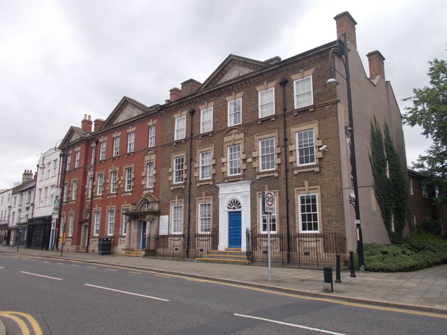 Council Offices - Church Road
