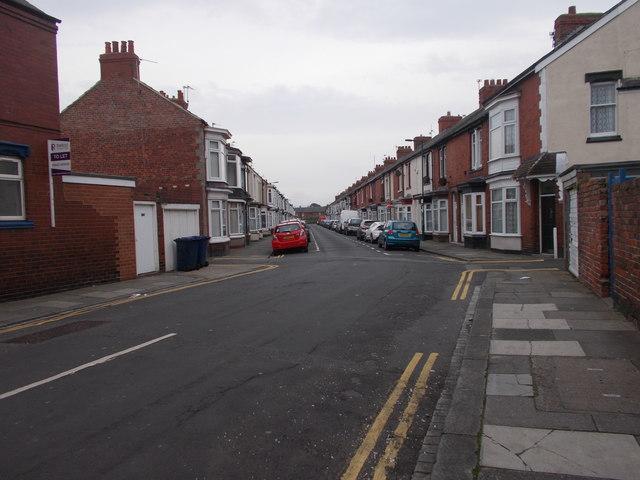 Alfred Street - Lord Street