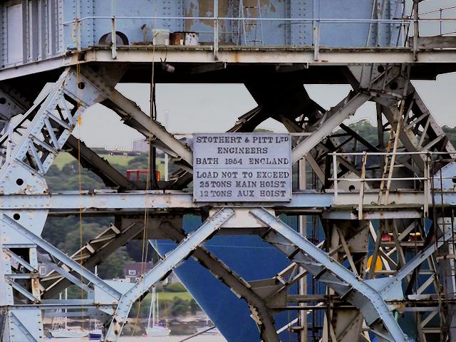 Stothert and Pitt Tower Crane