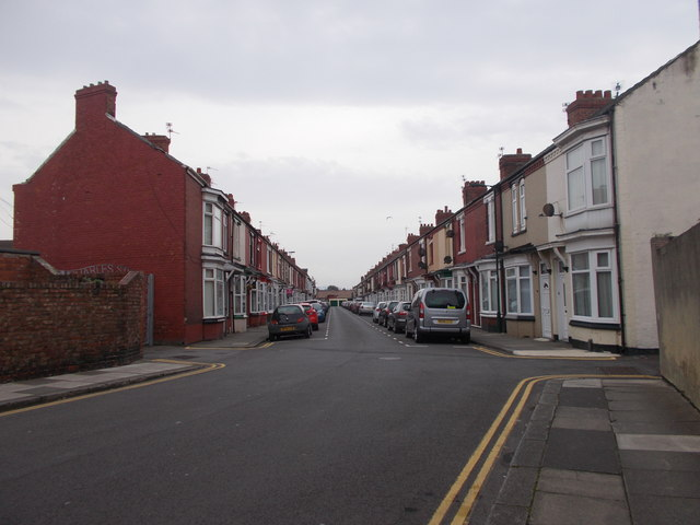 Charles Street - Lord Street
