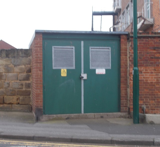 Electricity Substation - Lord Street