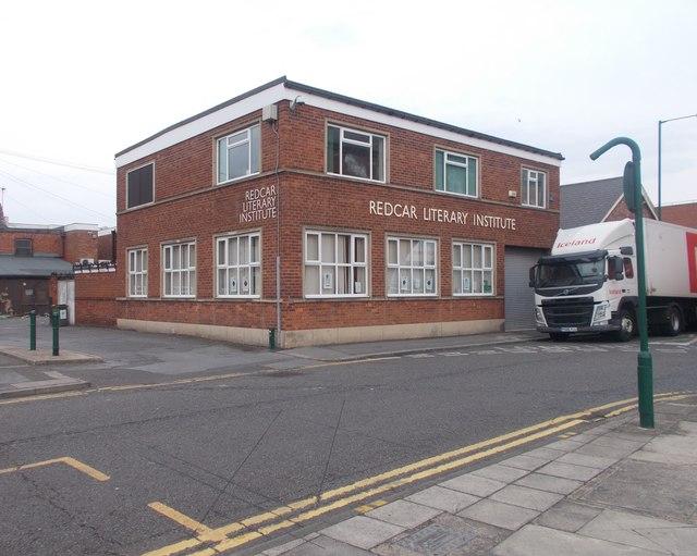 Redcar Literary Institute - High Street