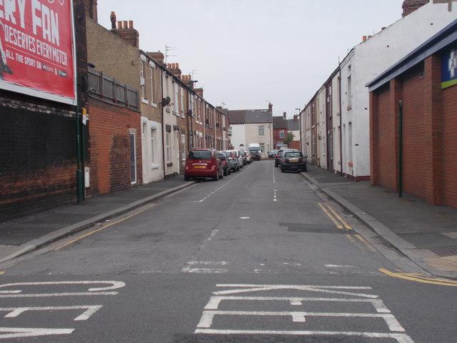 Elton Street - West Dyke Road