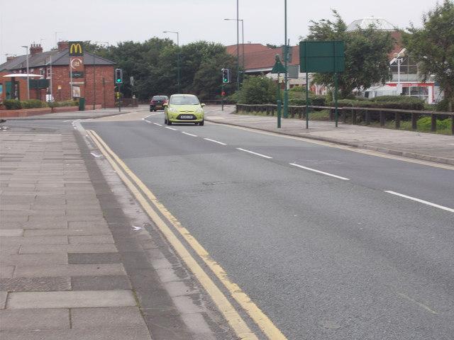 Thrush Road - West Dyke Road