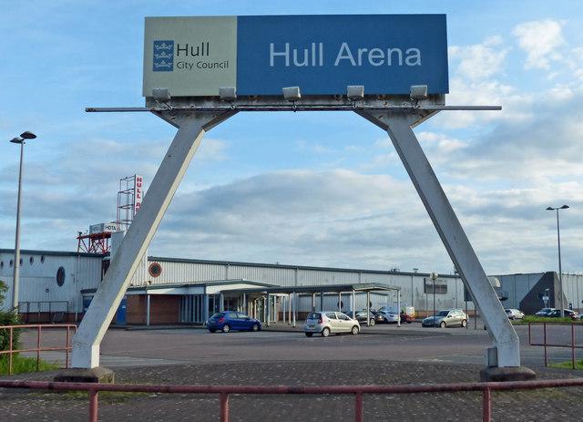 Hull Arena
