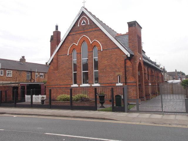 Church - Thrush Road