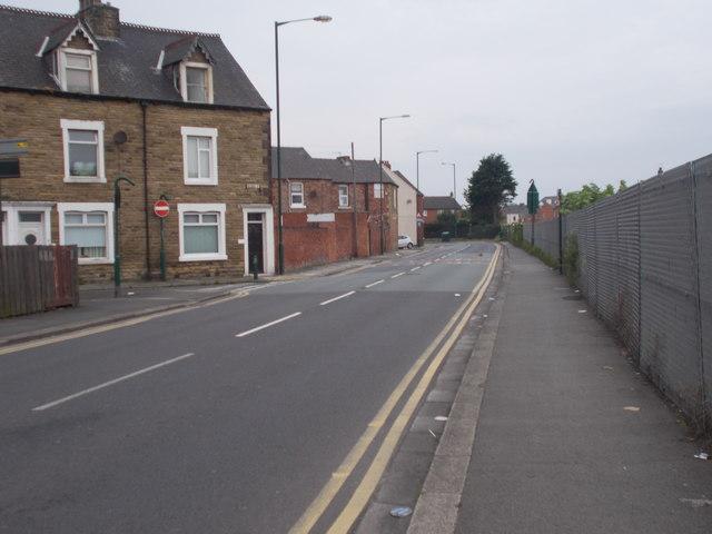 Thrush Road - Redcar Lane
