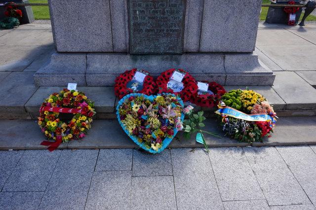 Boar War Memorial