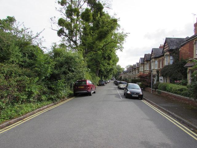 Kensington Avenue, Cheltenham