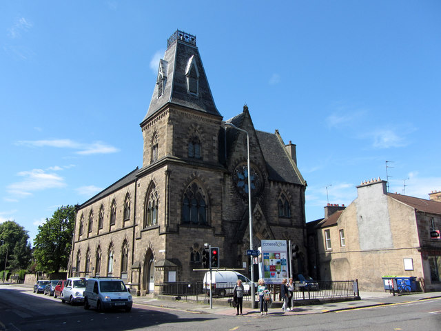 Former Salisbury Church, Causewayside in Edinburgh