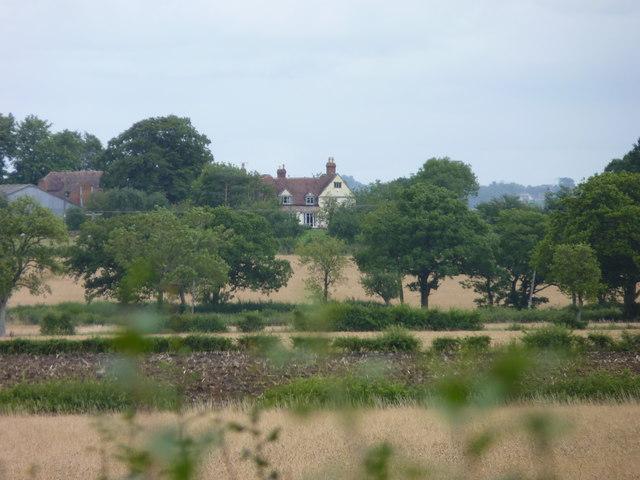 Hill Top Farm, Stock Green
