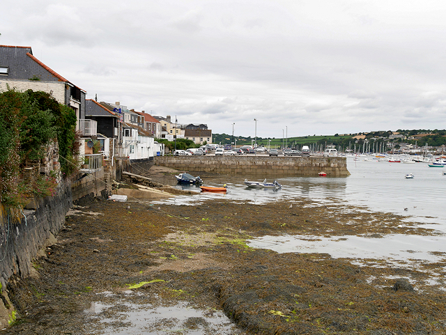 Falmouth Harbour, Fish Strand