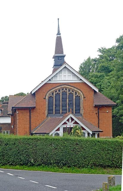 Former Methodist Church, Mill Hill Village