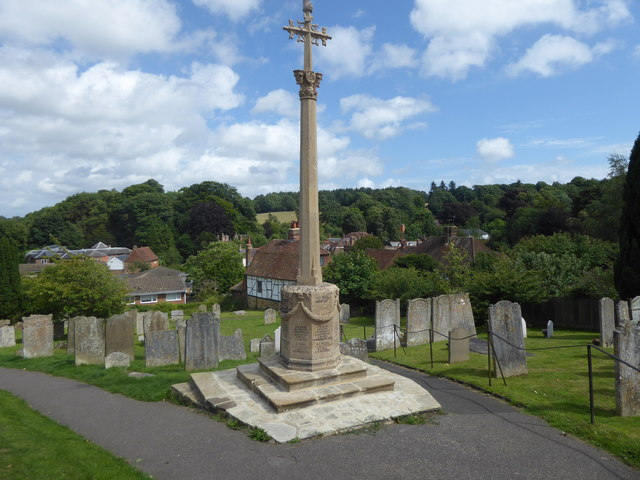 Westerham War Memorial