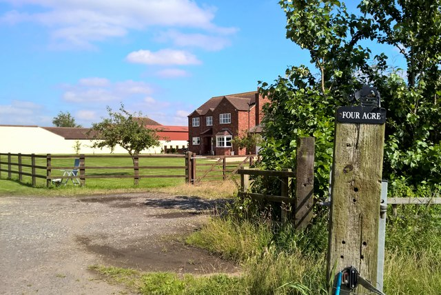 Four Acre, Crowle