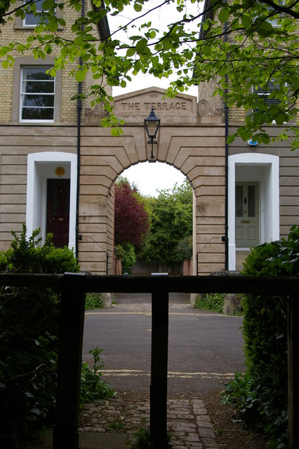The Terrace, Park Town, North Oxford