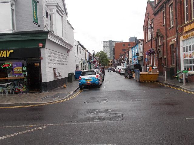 Baker Street - Linthorpe Road