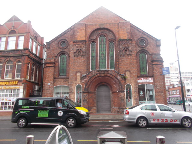 Methodist Church, 126-132 Linthorpe Road