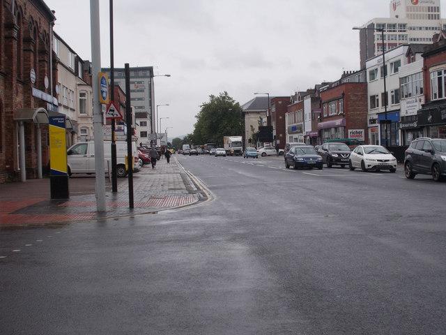 Borough Road - Linthorpe Road