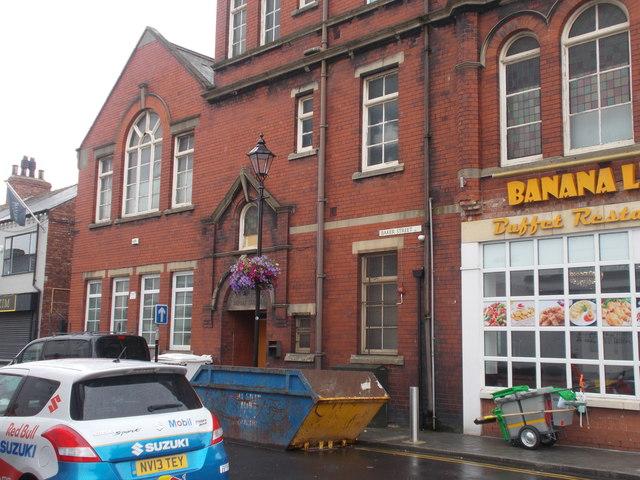 Trinity Primitive Methodist Sunday School - Baker Street