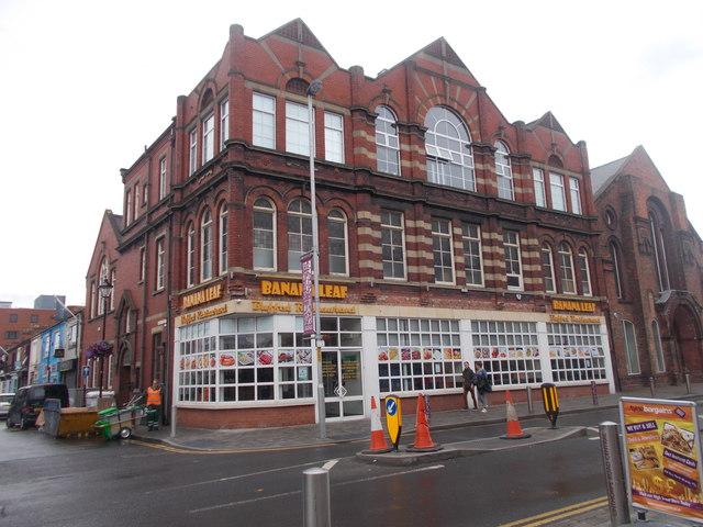 Trinity Primitive Methodist Building - Linthorpe Road
