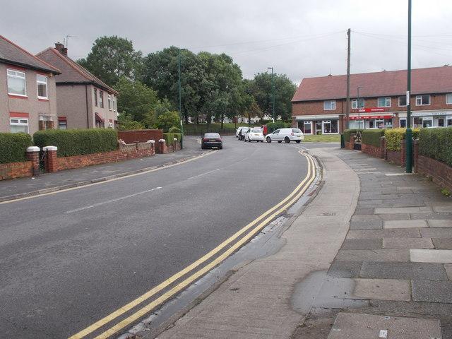 Mansfield Road - Jubilee Road