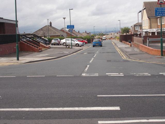 Winston Drive - High Street