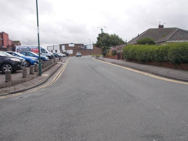 Lodge Road - Winston Drive