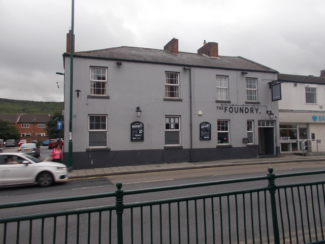 The Foundry - High Street