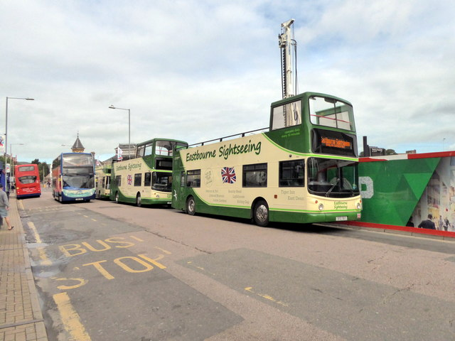 Eastbourne Sightseeing Buses, Terminus Road