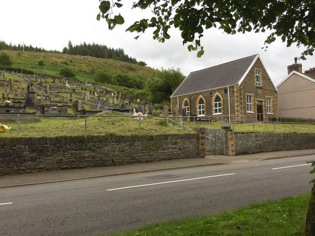 Macpelah Chapel and Graveyard
