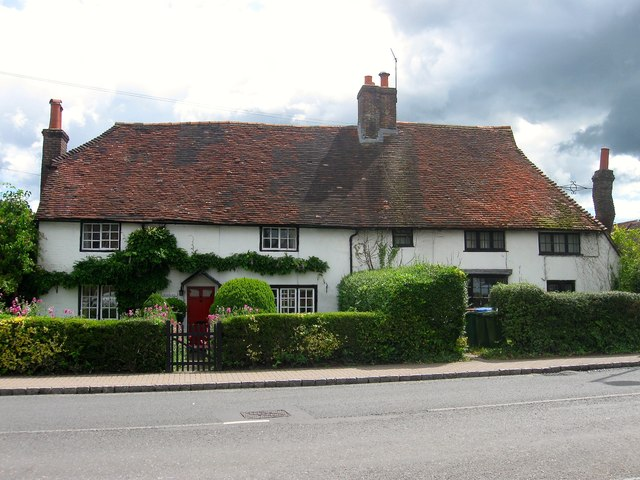 Redbarn Cottage/St Antony's Cottage, High Street, Henfield