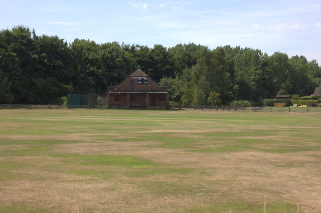 Nutfield cricket ground
