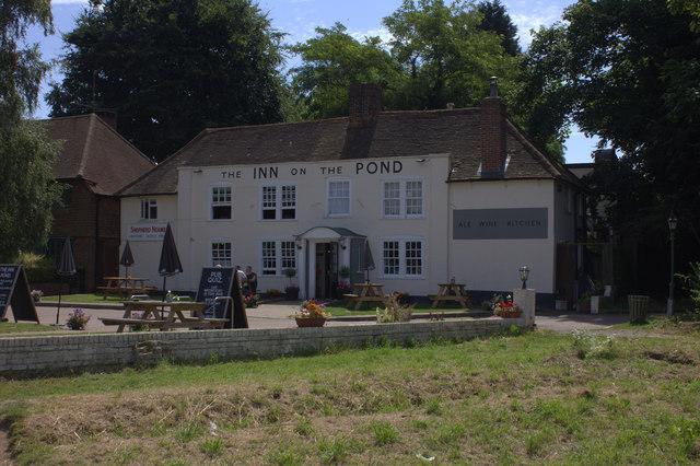 Inn On the Pond, Nutfield Marsh