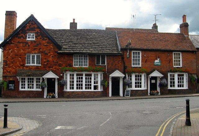 The White Hart, High Street, Henfield