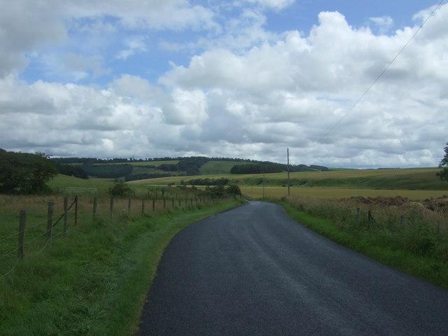 B6355 near Fellcleugh Farm