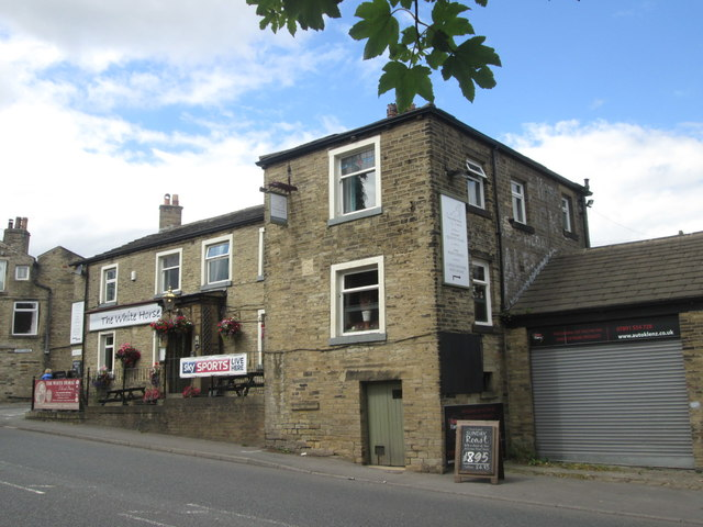 The White Horse at Hipperholme