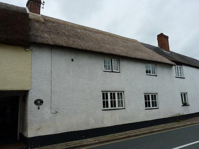 3, School Street, Sidford
