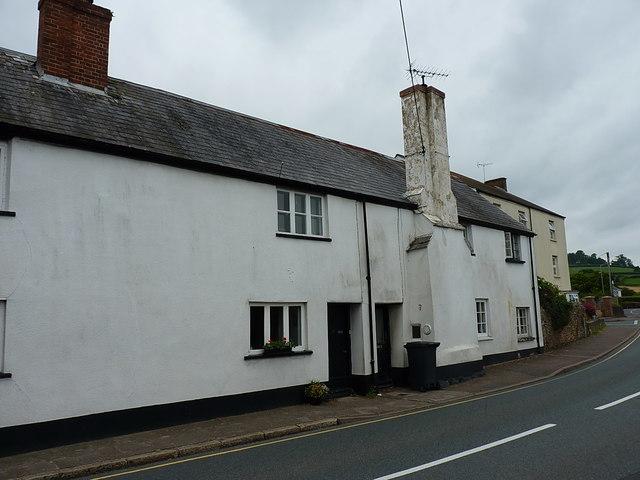 2 & 1, School Street, Sidford