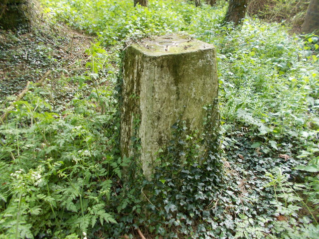 Blisworth Hill trig point