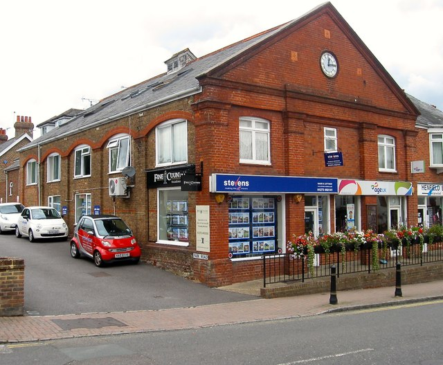 Former Assembly Rooms, High Street, Henfield