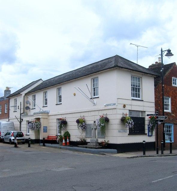 Henfield Club, High Street, Henfield